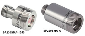 Fiber Optic Collimation/coupling Packages