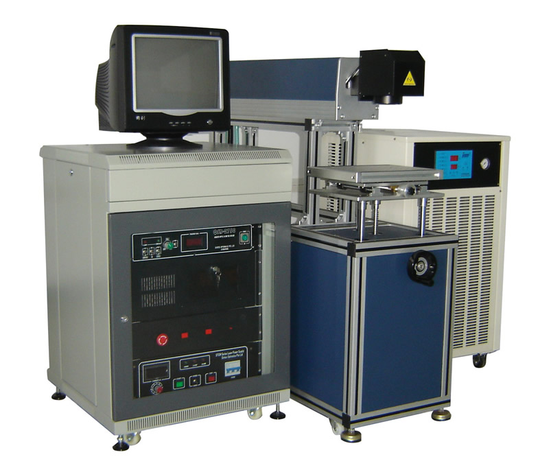 Diode-pumped Laser Marking Systems